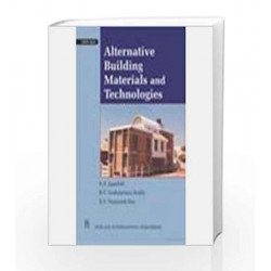 Alternative Building Materials and Technologies (Old Edition) by K.S. Jagadish Book-9788122420371