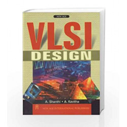VLSI Design by A. Shanthi Book-9788122418668