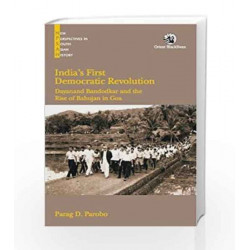 Indias First Democratic Revolution by Parag D. Parobo Book-9788125059264