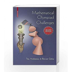 Mathematical Olympiad Challenges by T. Andreescu Book-9788132214854