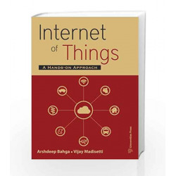 internet of Things: A Hands-On Approach by Arsheep Bahga Book-9788173719547