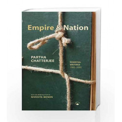 Empire and Nation by Partha Chatterjee Book-9788178243511