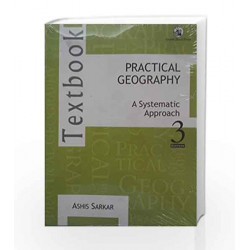 A Practical Geography by Ashis Sarkar Book-9788125059035