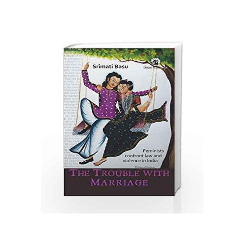 The Trouble with Marriage by ORIENT Book-9788125058649