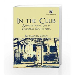 In The Club by ORIENT BLACKSWAN Book-9788125059080