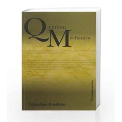 Quantum Mechanics by Trilochan Pradh Book-9788173716249