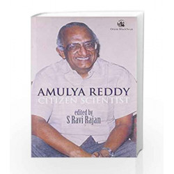 Amulya Reddy: Citizen Scientist by S. Ravi Rajan Book-9788125037132