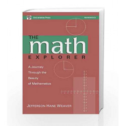 The Math Explorer by Jafferson H. Weaver Book-9788173715631