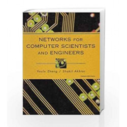 Networks for Computer Scientists and Engineers by Zheng Book-9780198084068