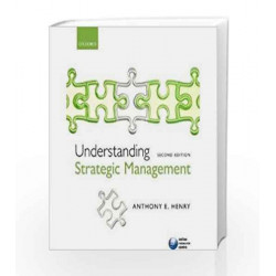 Understanding Strategic Management by ANTHONY HE Book-9780199646975