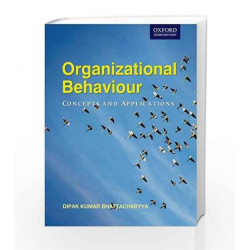 Organizational Behaviour by BHATTACHARYA Book-9780195695946