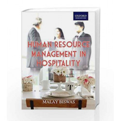 Human Resource Management in Hospitality by Malay Biswas Book-9780198069850