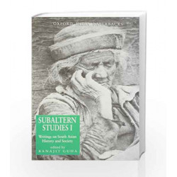 Subaltern Studies 1-10 Box Set by Subaltern Book-9780195651256
