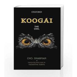 Koogai The Owl by Cho.Dharman Book-9780199456734