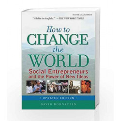 How to Change the World: Social Entrepreneurs and the Power of New Ideas by DAVID Book-9780199470730
