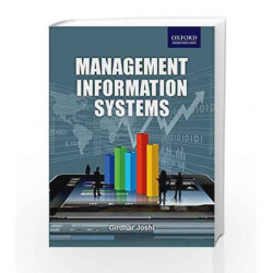 Management Information Systems (Oxford Higher Education) by GIRDHAR JOSHI Book-9780198080992