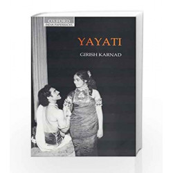 Yayati by Girish Karnad Book-9780195692365