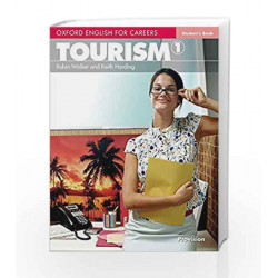 Oxford English for Careers: Tourism 1: Tourism 1 Student's Book by K Harding Book-9780194551007