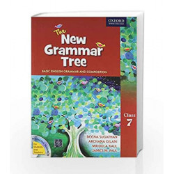 The New Grammar Tree Coursebook 7: Middle by Beena Sugathan Book-9780198082521