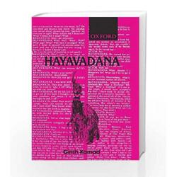 Hayavadana by Karnad Girish Book-9780195603828