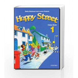 Happy Street: 1: Class Book by Maidment Book-9780194338332