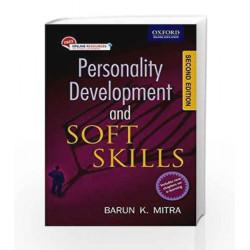 Personality Development and Soft Skills by Barun Mitra Book-9780199459742