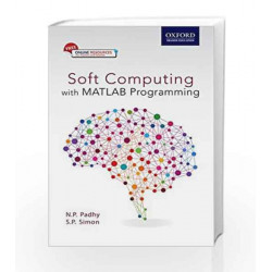Soft Computing techniques by N.P. Padhy Book-9780199455423