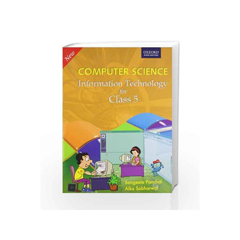 Computer Science: Information Technology Coursebook 5 by Sangeeta Panchal Book-9780195670769