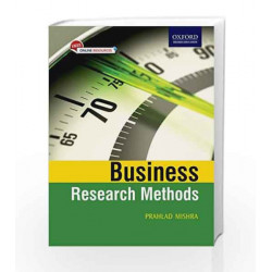 Business Research Methods by Prahlad Mishra Book-9780198094739