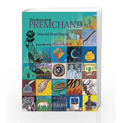 The Illustrated Premchand: Selected Short Stories by Premchand Book-9780195684186