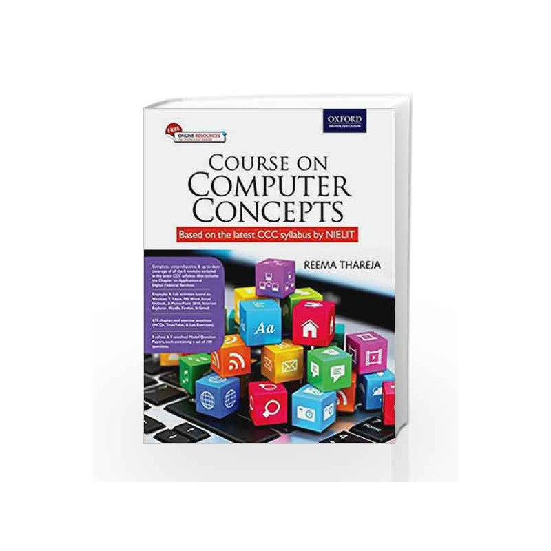 b228521b7c Course on Computer Concepts  (Based on the Latest NEILIT CCC Syllabus) by  REEMATHA