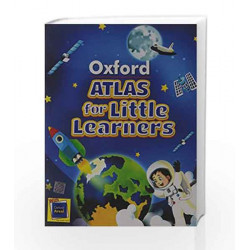 Oxford Atlas for Little Learners by Sonia Relia Book-9780199450428