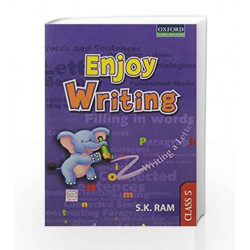 Enjoy Writing Class 5 by S.K. Ram Book-9780198067993