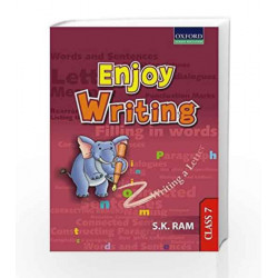 Enjoy Writing Class 7 by S.K. Ram Book-9780198068013