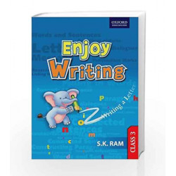 Enjoy Writing Class 3 by S.K. Ram Book-9780198067979