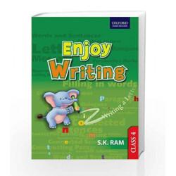 Enjoy Writing Class 4 by S.K. Ram Book-9780198067986