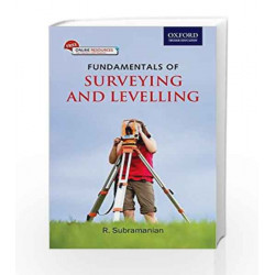 Fundamentals of Surveying and Levelling by R. Subramanian Book-9780199454723