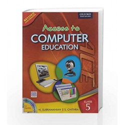 Access to Computer Education Coursebook 5 by N. Subramanian Book-9780198066163