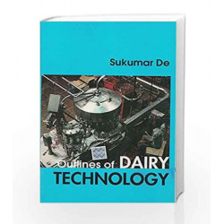 Outlines of Dairy: Technology by De Sukumar Book-9780195611946