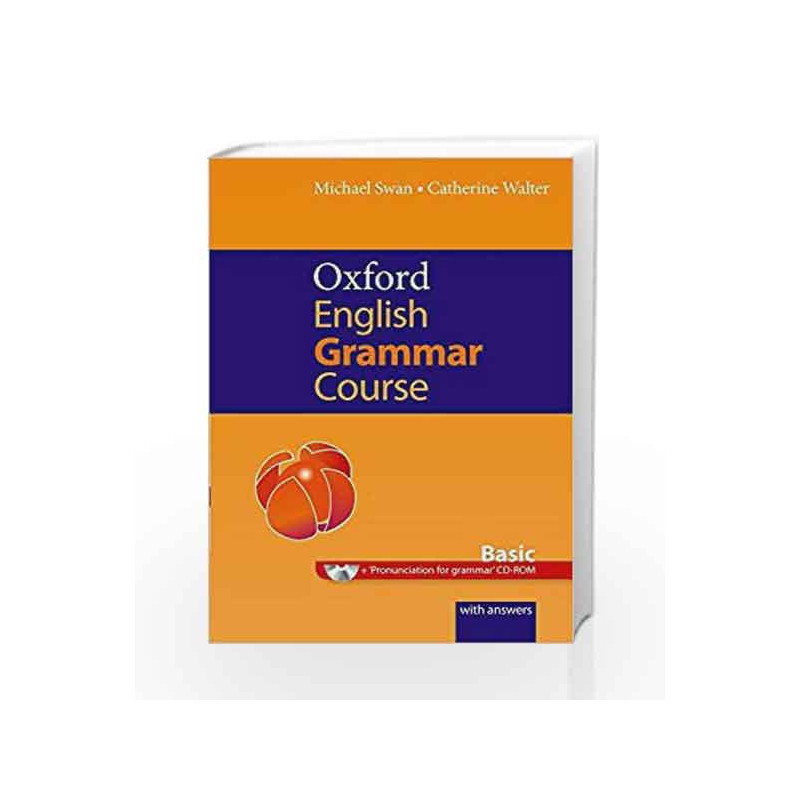 oxford english grammar course  Oxford English Grammar Course: Basic with Answers CD-ROM Pack by ...
