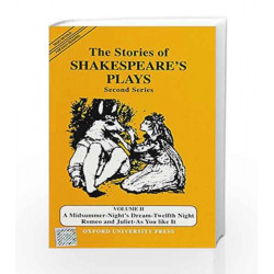 Stories of Shakespeare Plays 2 by Tales Retold for Easy Reading Book-9780195603675