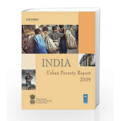 India: Urban Poverty Report by Undp Book-9780198060253