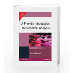 A Friendly Introduction to Numerical Analysis, 1e by BRADIE Book-9788131709429