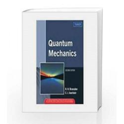 Quantum Mechanics by B.H. Bransden Book-9788131708392