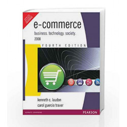 e-commerce business technology society (Old Edition) by Kenneth C. Laudon Book-9788131725412