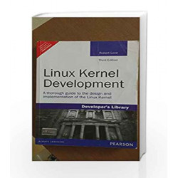 Linux Kernel Development by Love Book-9788131758182