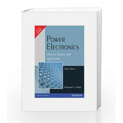 Power Electronics (Old Edition) by Rashid Book-9788131702468