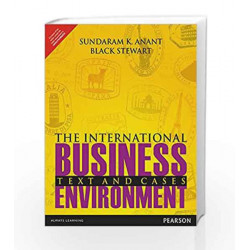The International Business Enviroment Te by Sundaram/Black Book-9789332560086