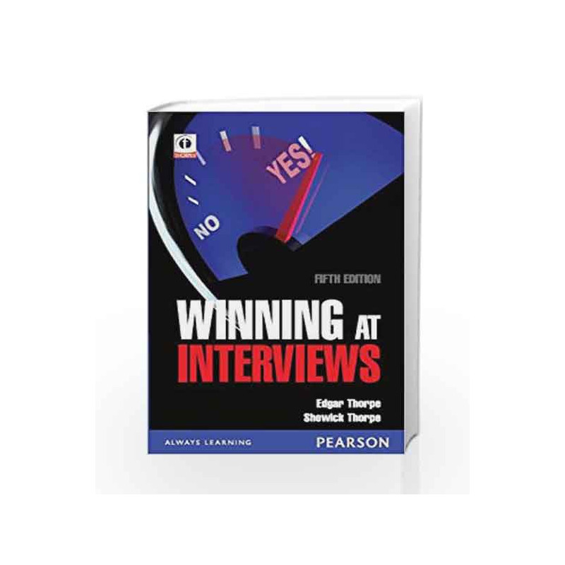 Winning at Interviews, 5e by Thorpe Book-9789332508019