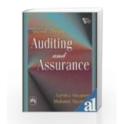 Auditing and Assurance by Varsha Ainapure Book-9788120336957